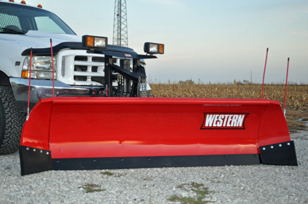 Western Snow Plow Manual : About snow plow wings